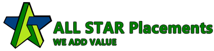 All Star Placements Logo